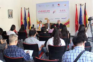 Lễ hội Đức 2018 sắp diễn ra tại Hà Nội