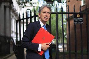 Anh công bố kế hoạch ngân sách cuối cùng trước khi rời EU