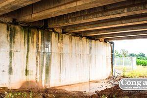 Hàng chục cầu, hầm chui cao tốc Đà Nẵng - Quảng ngãi thấm, rỉ nước: Chủ đầu tư nói gì ?