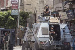 Tòa án Ai Cập công bố danh sách thủ lĩnh khủng bố