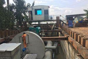 Khẩn trương sửa chữa những hư hỏng tại đường Nguyễn Hữu Cảnh