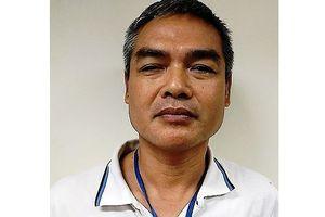 Khởi tố bị can, bắt tạm giam nguyên Giám đốc Ban Quản lý dự án đường thủy nội địa