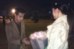 Sự thật tin Hương Giang Idol được bạn trai Thái Lan cầu hôn