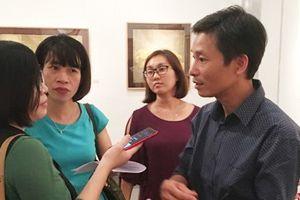 Họa sỹ Vũ Thái Bình: Cơ duyên với Dó