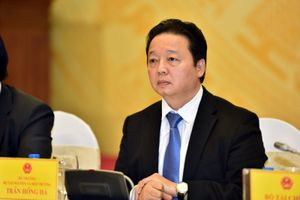 ĐBQH chất vấn Bộ trưởng về lời hứa 'trả lại' dòng sông trong xanh sau 5 năm
