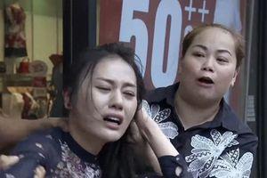 Quỳnh búp bê tập 22: Quỳnh bị đánh ghen tơi tả ngay giữa cửa hàng