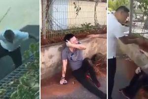 'Con gái rượu' bị bạo hành, bố vợ dùng roi quất túi bụi vào con rể