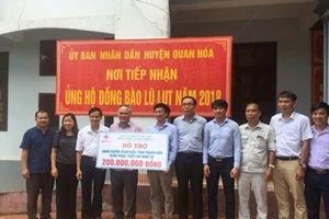 Thanh Hóa: 'Đề xuất lạ' xin hỗ trợ kinh phí cho hoạt động chỉ đạo khắc phục thiên tai