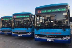 Hà Nội: Đưa vào sử dụng nhiều xe buýt mới, tiêu chuẩn chất lượng cao
