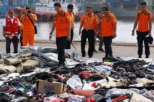 Tìm thấy nhiều thi thể trong vụ rơi máy bay Indonesia chở 189 người