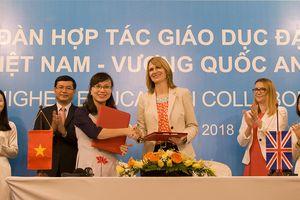 12.000 du học sinh Việt Nam hiện đang học ở Anh