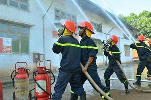 BQL đường sắt đô thị Hà Nội đảo đảm '4 tại chỗ' trong phòng, chống sự cố, hỏa hoạn, thiên tai