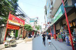 Hà Nội sắp có thêm tuyến phố kiểu mẫu