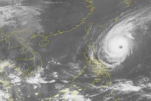 Philippines gấp rút chuẩn bị đối phó bão Yutu