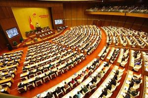Hôm nay (30/10) Quốc hội bắt đầu hoạt động chất vấn