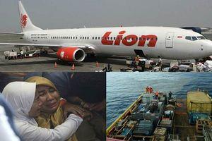 Bí ẩn bao trùm xung quanh vụ máy bay Indonesia rơi xuống biển