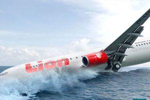 Những phút giây cuối cùng trên JT610 lao xuống biển diễn ra như thế nào?