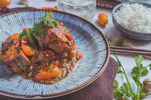 Món ngon không thể bỏ qua: Cá chiên sốt me - giòn thơm, chua ngọt cực đưa cơm