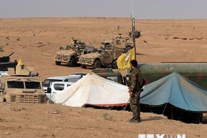 SDF và IS tiếp tục giao tranh dữ dội tại miền Đông Syria