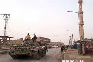 Damascus cáo buộc Mỹ tìm cách kéo dài cuộc chiến ở Syria