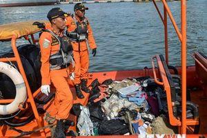 Indonesia mang thiết bị tinh vi để sớm trục vớt hộp đen từ đáy biển