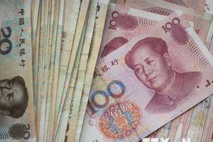 Đồng nhân dân tệ của Trung Quốc xuống mức thấp nhất trong một thập kỷ