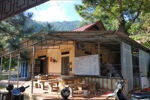 Tổ chức cưỡng chế 27 công trình vi phạm mới trên đất rừng đặc dụng Sóc Sơn