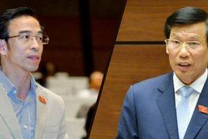 Quốc hội nhiều lần cười ngả nghiêng vì phần trả lời chất vấn của Bộ trưởng VH,TT&DL