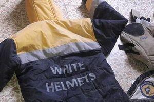 Tướng Nga tố âm mưu hiểm độc của 'Mũ bảo hiểm trắng' ở Syria