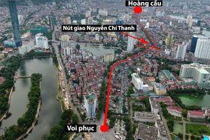 Vì sao Hà Nội xây dựng tuyến đường 'đắt nhất hành tinh'?