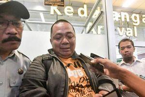 Quan chức Indonesia thoát chuyến bay định mệnh vì tắc đường