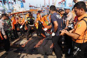 Clip: Indonesia trục vớt nhiều thi thể vụ máy bay rơi xuống biển