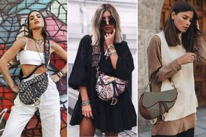 Clip: Tất tần tật về về quy trình làm túi yên ngựa (Saddle Bag) của Dior