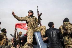 Thỏa thuận Sochi bế tắc, Thổ Nhĩ Kỳ ra lệnh cho phiến quân đồng minh đánh người Kurd ở Euphrates
