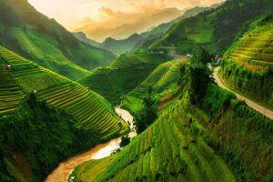 Những ngọn núi ấn tượng nhất Thế giới, Mù Căng Chải cũng góp mặt