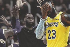 LeBron James đã hết kiên nhẫn với Los Angeles Lakers