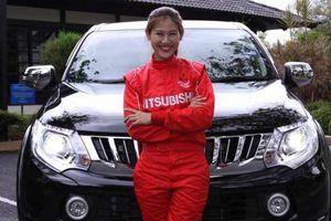 Nữ hoàng xe đua Leona Chin sẽ đến Việt Nam thử xe