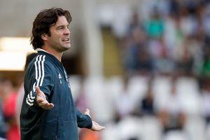 Bổ nhiệm Santiago Solari, chủ tịch Perez đang hy vọng vào một 'Zidane mới' trên băng ghế chỉ đạo?