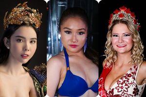Bàng hoàng về cuộc thi quốc tế mà người đẹp Việt có vòng ba 1 mét vừa đăng quang