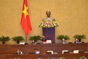 Quốc hội bắt đầu 3 ngày chất vấn và trả lời chất vấn các thành viên Chính phủ
