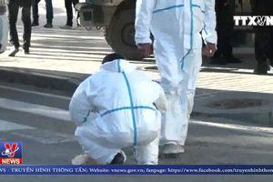 Đánh bom liều chết tại thủ đô của Tunisia