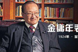 Nhà văn 'huyền thoại' Kim Dung qua đời ở tuổi 94