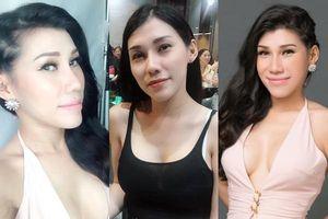 Trước khi bị nổ túi ngực trên máy bay, Ivy Trần trông sexy như thế nào?