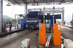 Trạm BOT Bình Định chính thức dừng thu phí