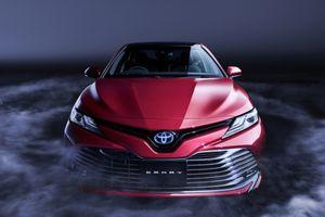 Lộ thông số kỹ thuật Toyota Camry 2019 sắp ra mắt