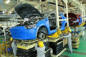 Tỷ lệ nội địa hóa ô tô 9 chỗ ngồi tại Việt Nam chỉ đạt 7-10%