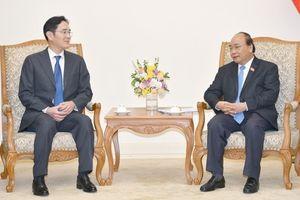 Thủ tướng muốn Samsung thành cứ điểm chiến lược lớn nhất toàn cầu tại Việt Nam
