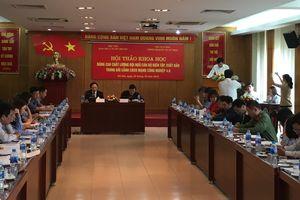 Để ngành xuất bản đáp ứng tốt hơn, có hiệu quả và thiết thực hơn trong bối cảnh cách mạng công nghiệp 4.0 ở Việt Nam