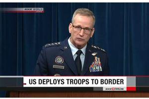 Mỹ triển khai hơn 5.000 binh sỹ tới khu vực biên giới với Mexico