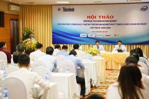 Hỗ trợ doanh nghiệp phát triển và đẩy mạnh hội nhập